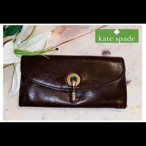 KATE SPADE Vintage Leather Wallet